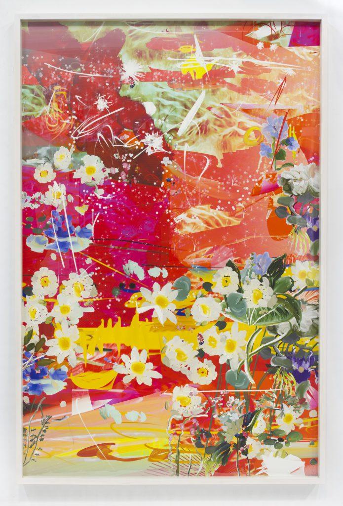 1872HRPR'SWKLLPHNTRPBLCNS_failsafes.SAB 2016 Digital painting on Sunset Hot Press Rag paper 60 x 40 in unique