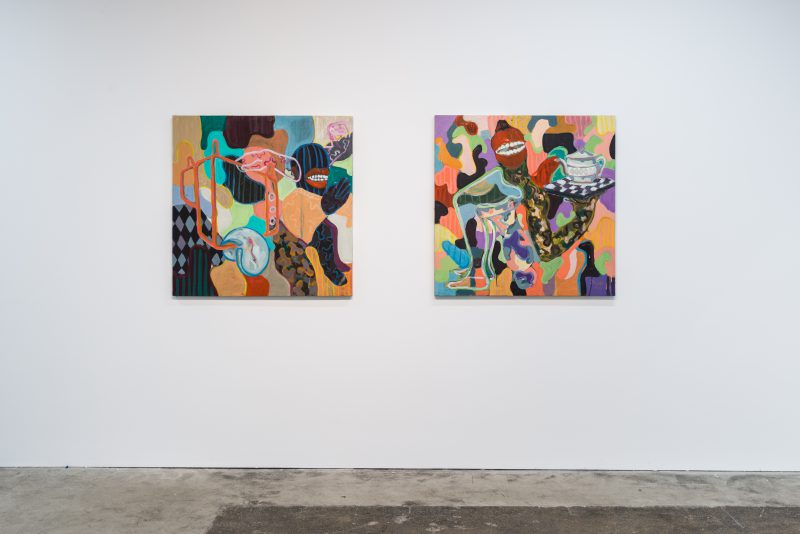 Defying the Narrative: Contemporary Art from West and